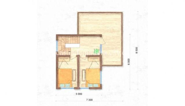 Casa prefabricada M03 2 - Casa prefabricada moderna modelo M03