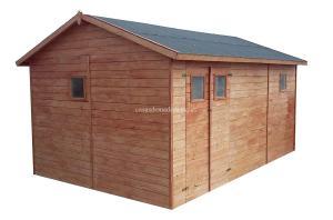 casa de madera 3 300x198 - Casa de madera modelo cadema 12 m2