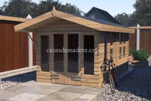 shed05 scene 01 717x478 1 300x200 - Casa de madera modelo noah de 22m2