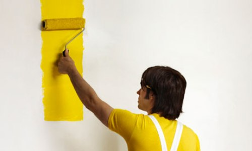 Man-painting-a-wall-007