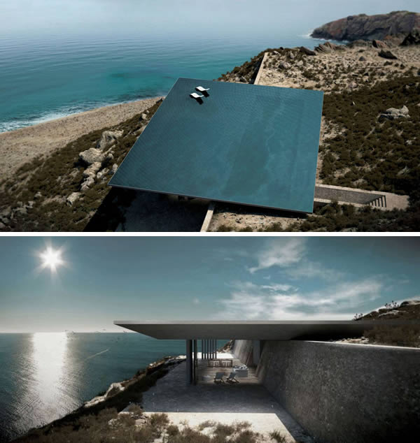 Mirage House Infinity Pool, Τήνος