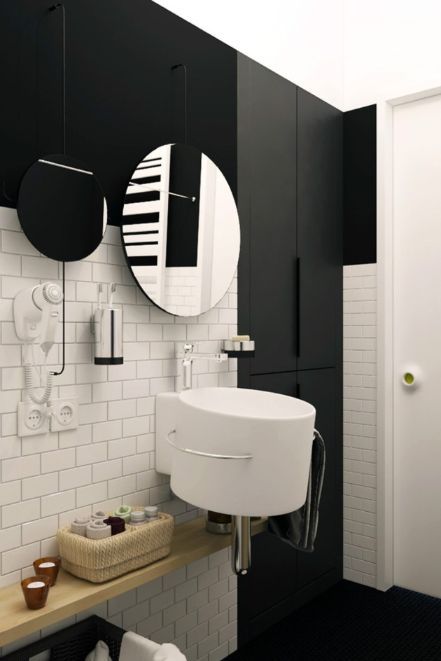 Black-and-white-bathroom-950x1423