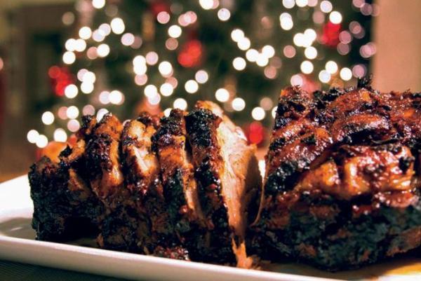 Por-que-se-cena-lechon-o-pernil-de-cerdo-asado-en-navidad-Razas-Porcinas