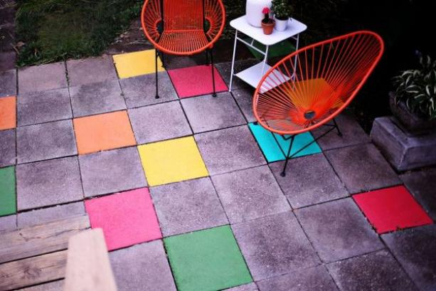 colorful-pathway