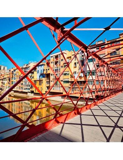 Puente Eiffel, Girona