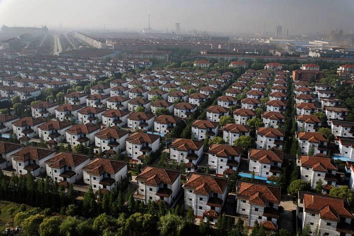 Huaxi - cel mai bogat sat din China