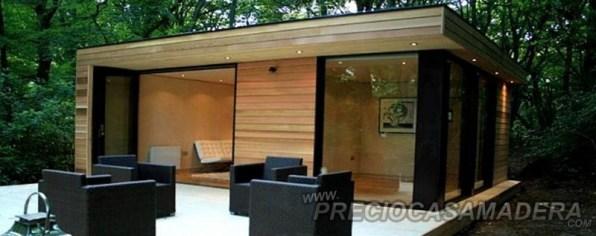Casetas minimalista de jardin estudios en tenerife for Casetas jardin resina baratas