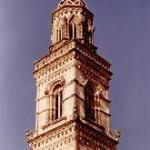 Chiesa parrocchiale e guglia orsiniana