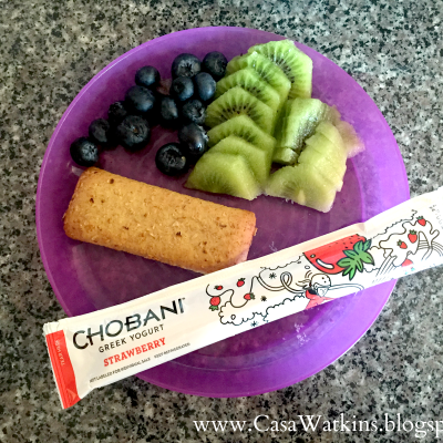 #ChobaniKids Project and How I Regulate Snack Time in my Casa