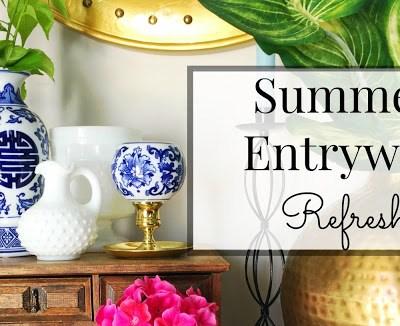 Summer Entryway