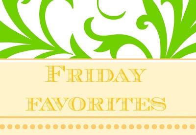 Friday Favorites #115