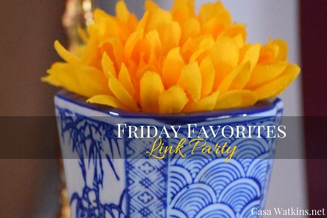 Friday Favorites #126