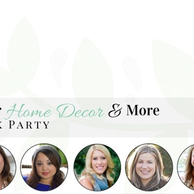 Your Home Decor and More Link Party #1