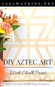 How-To-Make-A-Painted-Wood-Aztec-Art-Piece-With-Chalk-Paint (1)