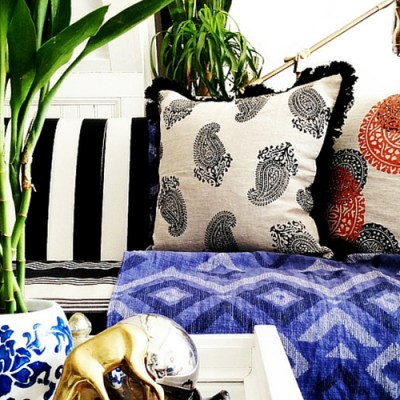 Global Eclectic Home Tour: Insieme House