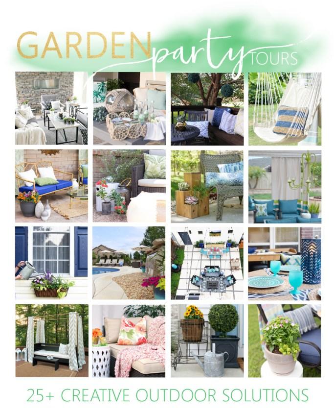 Garden Party Tour - Creative Outdoor Solutions