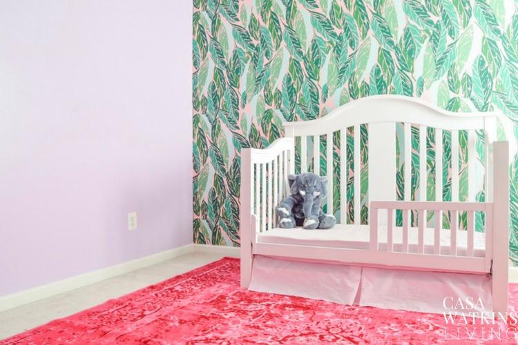 boho-girls-room-wallpaper