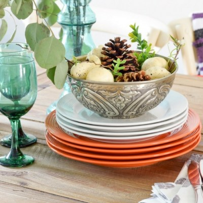 Decorating The Dining Room For Fall