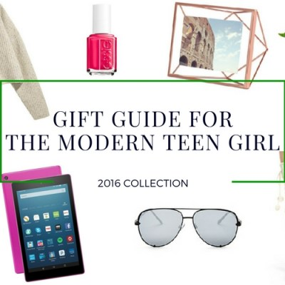 Gift Guide for Teen Girls