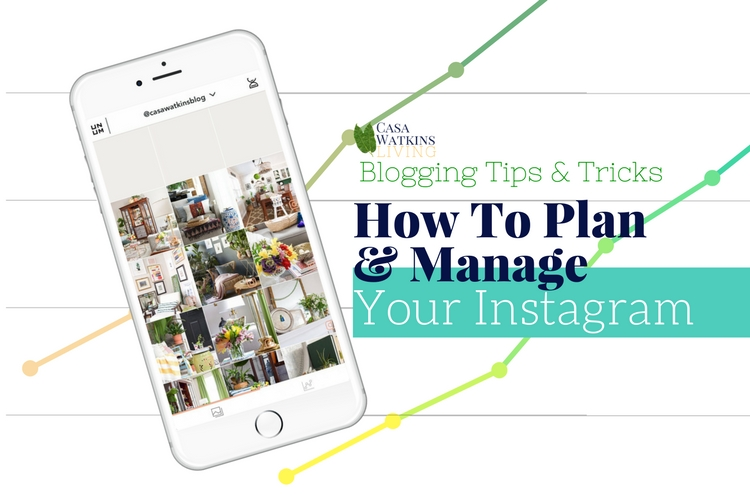 An Easy Way To Plan and Manage Your Instagram