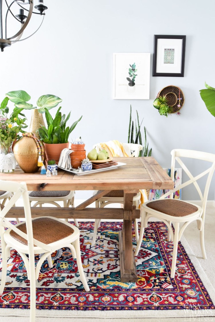 global style dining room
