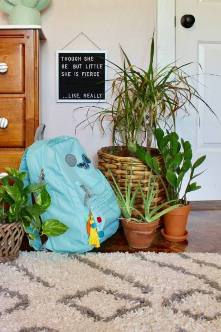 DIy backpack decor - House Homemade