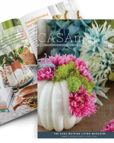 The NEW and FREE CasaMade magazine!