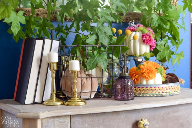 global style decorating ideas for fall