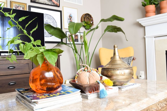 thrift store fall decorating ideas