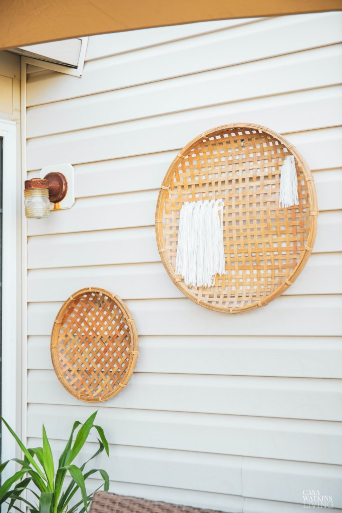 How To Hang Decorations From Vinyl Siding Casa Watkins