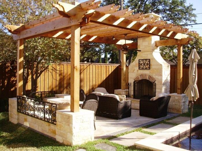 vallas y cercas con estilo para tu jardin