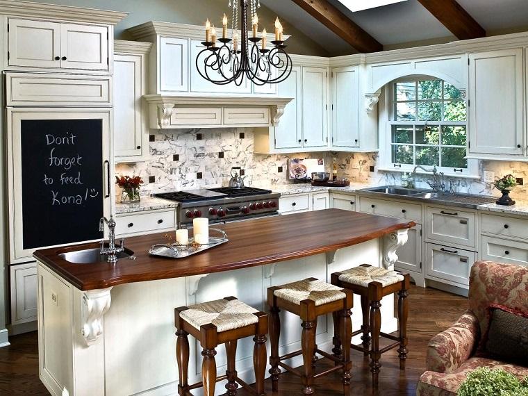 Cocinas Prácticas, Funcionales Y Originales Consejos