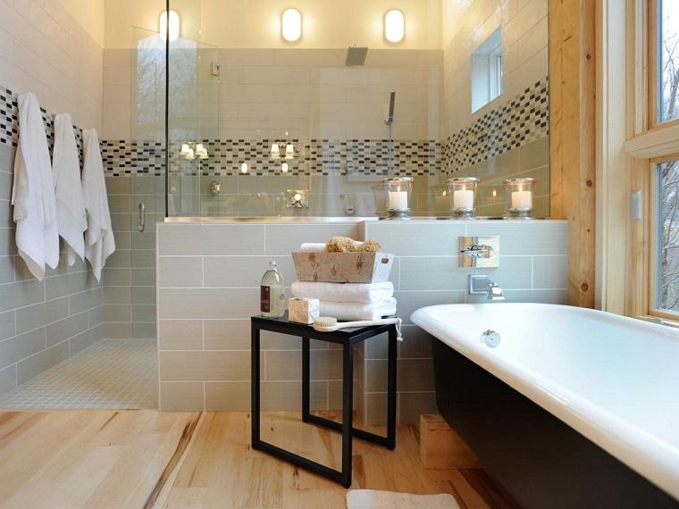 Baños Pequeños Modernos Con Decoraciónes Originales