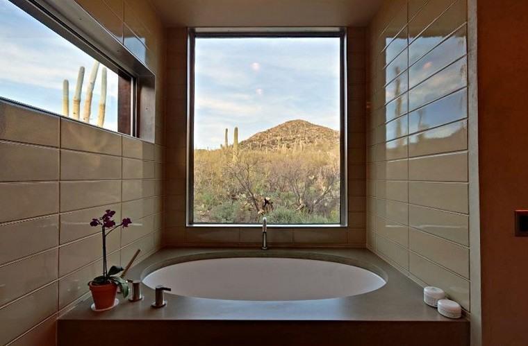 azulejos clasicos baño diseño moderno