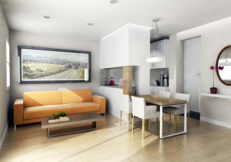 Decoracion de living con piedras minimalistas. ideales para ...
