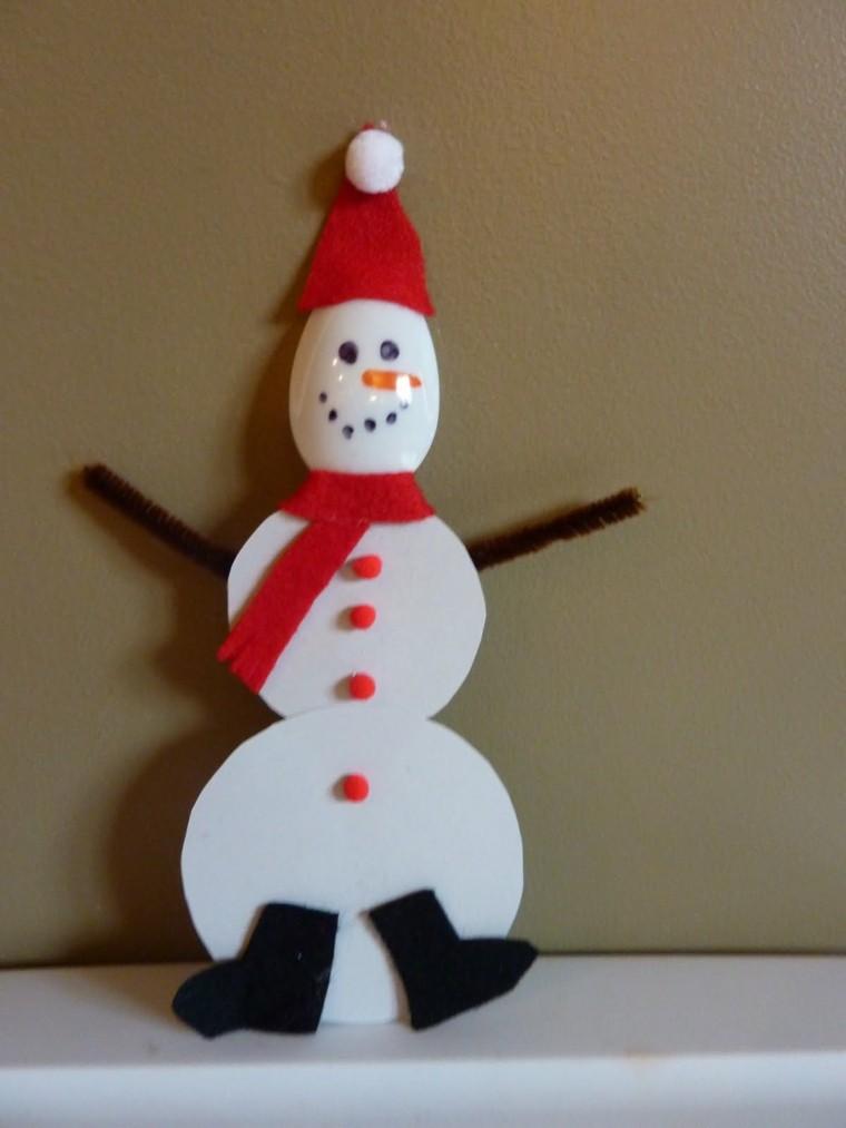 Manualidades De Navidad Para Nios 50 Ideas Originales