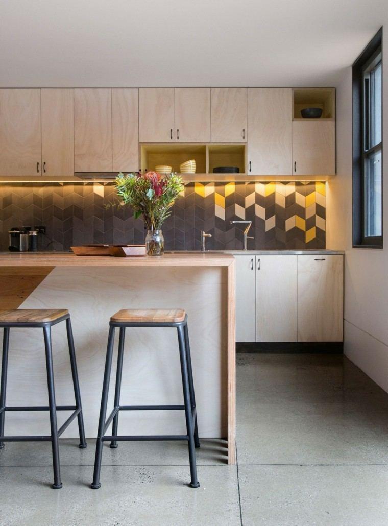 Cocinas Rusticas En Mosaico