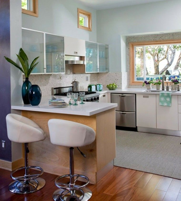 Kitchen Layouts Small Kitchens