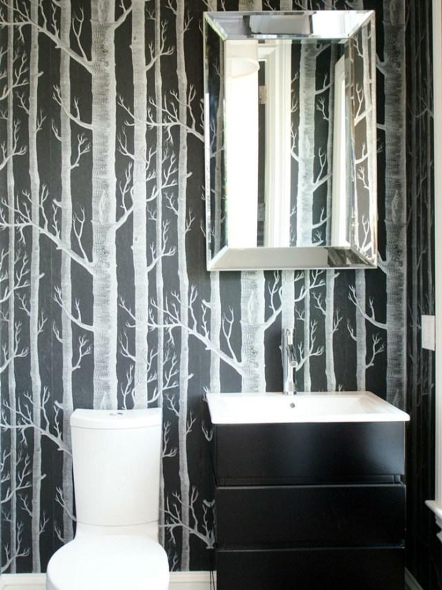 como decorar un baño pequeño y sencillo papel muebles