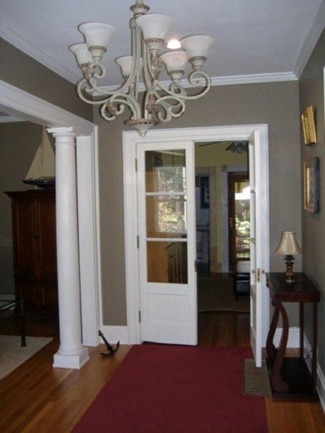 recibidores con encanto decorados diseño
