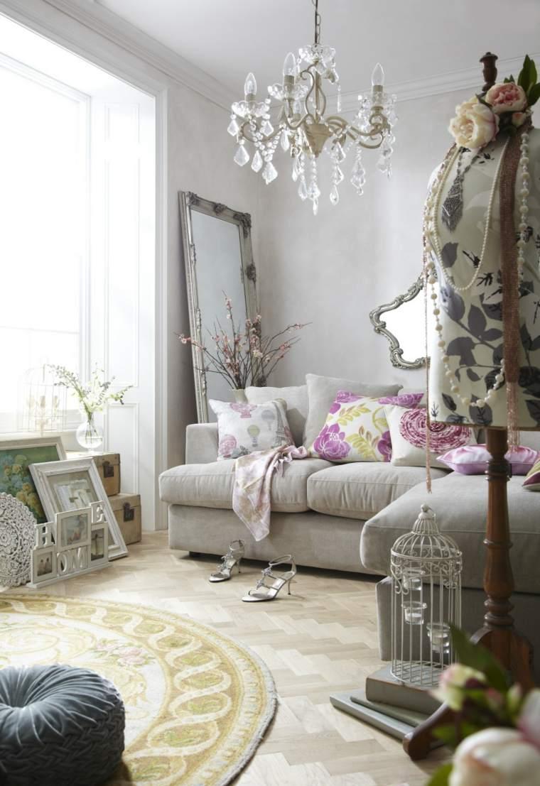 Decoracin Vintage Salones Ideas Para Un Look Estilo Retro