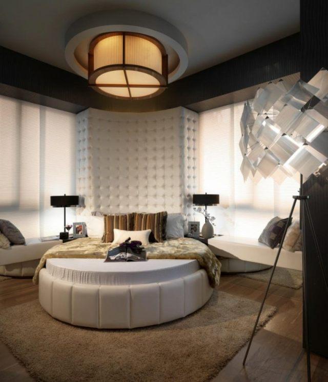 tavan modern lamba tasarımını dekore etmek için fikirler