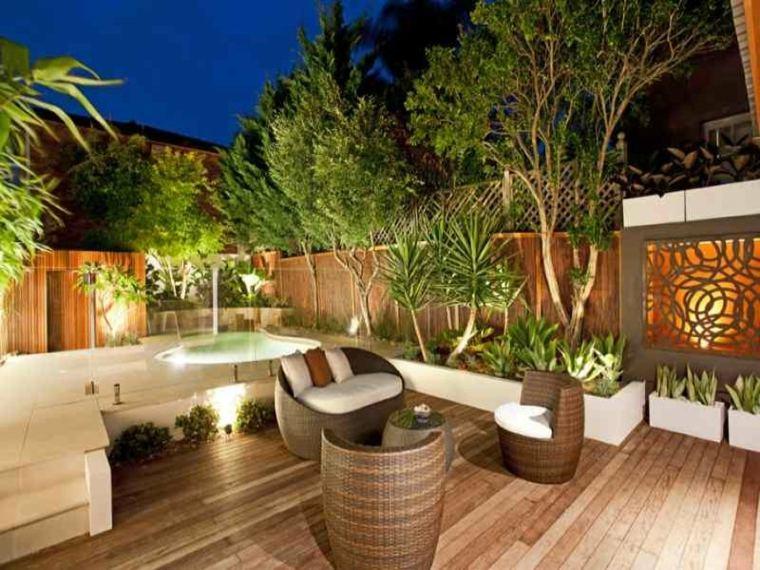 luces de jardin y estupendas ideas de