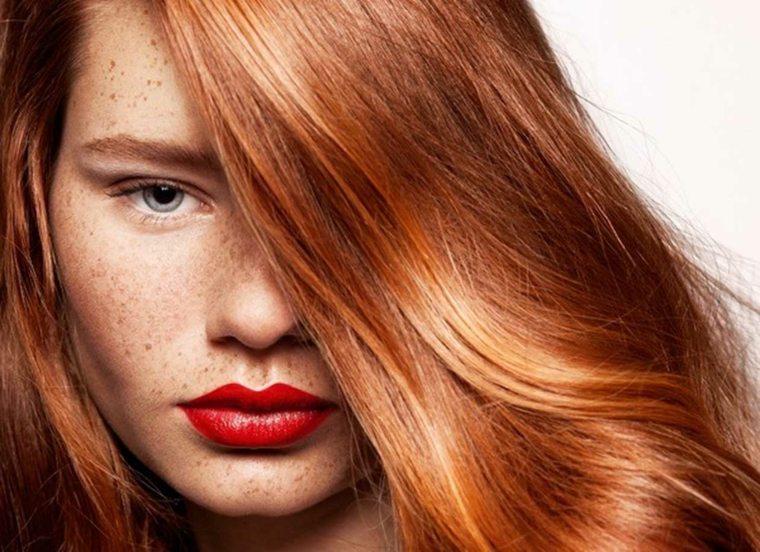 Pelo Rojo Los Tonos Clidos Vuelven A Estar De Moda Este