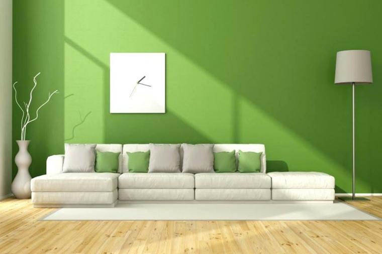 Piso Verde Decoracion La Psicologia Del Color Y El Diseo Escondido En Los Acentos Interiores