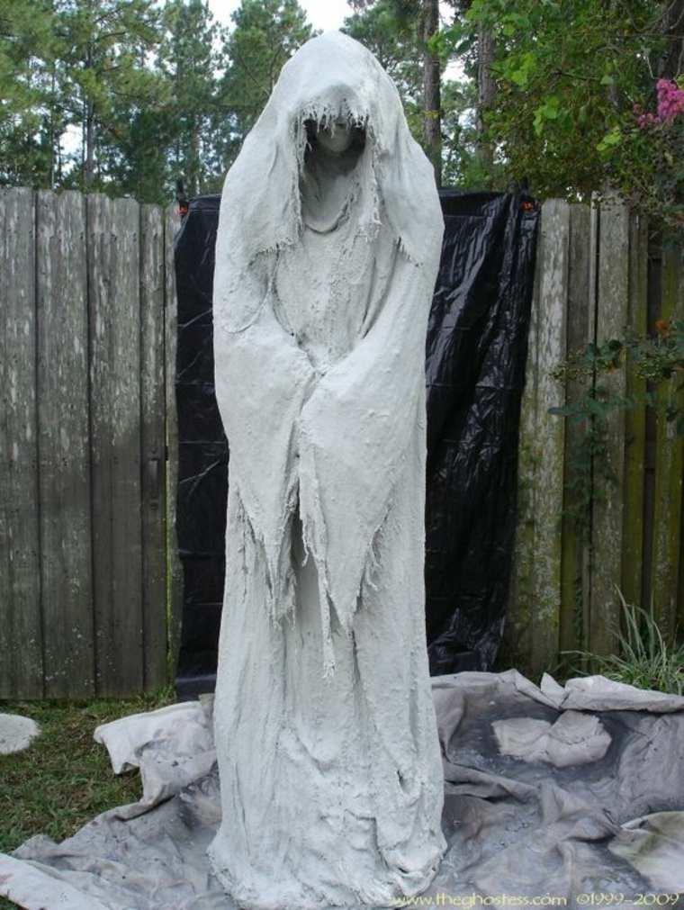 Como Se Llama La Tela Para Hacer Fantasmas