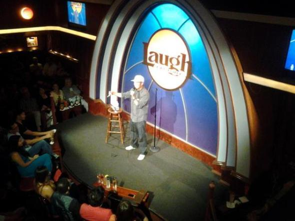 Laugh Factory Hollywood Tickets