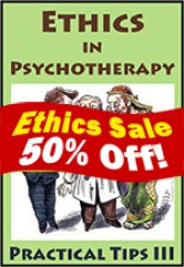 Ethics in Psychotherapy 3