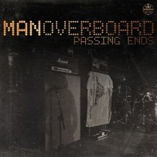 man overboard passing ends cover