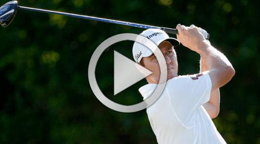 Jimmy Walker PGA Tour player swing analysis